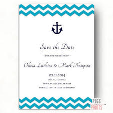 Nautical Save The Date Shop The Knot Save The Date On Wanelo