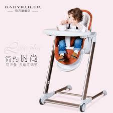 siege bebe pour manger multifonctionnel babyruler enfant à manger chaise bébé portable