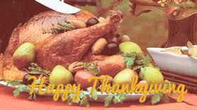 turkeygif thanksgiving happy thanksgiving turkey feast