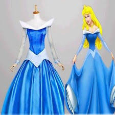 princess aurora dress ebay