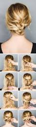 hairstyles easy to do for medium length hair pinterest boo2cute hair styles pinterest updo messy