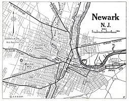 newark map file 1920 map newark jersey automobile blue book jpg