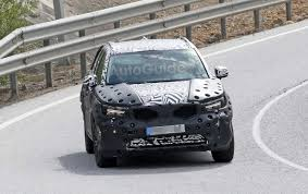 volvo xc40 spied testing inside and out autoguide com news