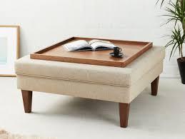 win a luxury oak wooden ottoman tray worth 189 good homes magazine