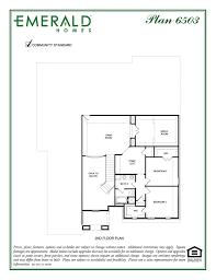 Dr Horton Floor Plans by 6503 Syracruse Trinity Falls Mckinney Texas D R Horton