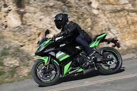2017 kawasaki ninja 650 first ride test 12 fast facts