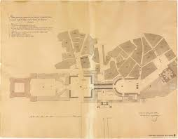 Palace Place Floor Plans Projet For The Bonaparte Forum In Madrid Napoleon Org