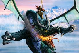 Medieval Dragon Home Decor Compare Prices On Fantasy Dragons Art Online Shopping Buy Low