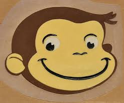 curious george cake topper cake gallery u name it creative services