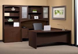 U Shape Office Desk by Home