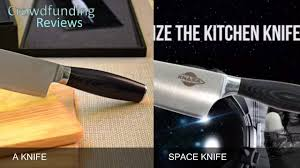 recommended kitchen knives the knasa vs the shinko knife kickstater campaign analysis youtube