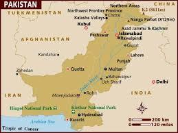 world map pakistan karachi map of pakistan