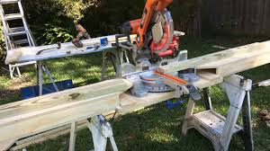 30 diy portable miter saw station from one sheet of plywood