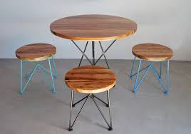 36 round cafe table garza furniture marfa tx 36 round cafe table hso pinterest