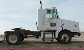 volvo white trucks for sale 1990 volvo white gmc wg42t semi truck item o9361 sold j