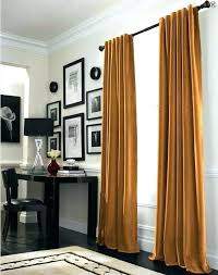 Gray And Yellow Curtains Mustard Yellow Curtains Mustard Colored Curtains Ideas With