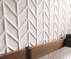 dimensional tile 3 dimensional feature tiles dover spiga caliza contemporary