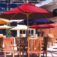 Restaurant Patio Umbrellas Market Umbrellas Wood Umbrellas On Sale
