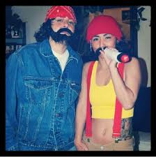 Indie Halloween Costume Ideas I Would Love To Dress Like Cheech In A Version Chong Would Be