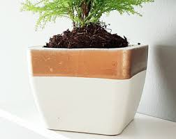Extra Large Planters by Large Gold Planters Etsy