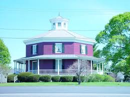 Octogon House by Panoramio Photo Of Rare Octagon House Orchard Village Ny 5 9 2005