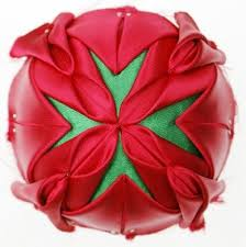 25 unique folded fabric ornaments ideas on fabric