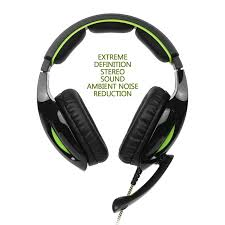 amazon com supsoo g813 xbox one ps4 gaming headset 3 5mm wired