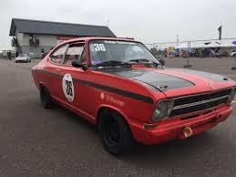 opel rally car racecarsdirect com 1968 opel kadett b rallye 1900 coupe racecar