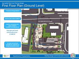 springfield multi use parking garage public information meeting aug u2026