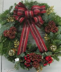 live christmas wreaths live christmas wreaths atlantic nursery garden shop