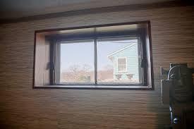 basement window coverings pictures window treatment best ideas