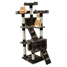 corner cat tree furniture