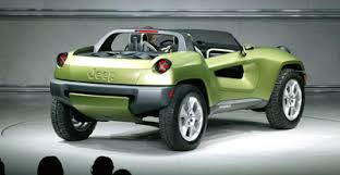new jeep renegade green jeep renegade concept howstuffworks