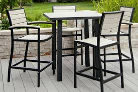 Patio Chairs Bar Height Charming Chairs Patio High Large Size Of Bar Table Sets And