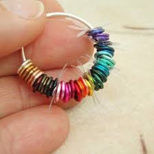 jump ring and wire color guide every color enameled copper i
