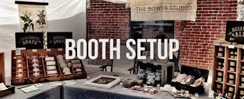 photo booth setup tips for selling in person booth setup and merchandising