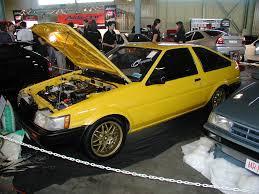 mitsubishi cordia gsr turbo my 6th car u2013 toyota sprinter ae86 turbo the crumpled chronicles