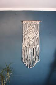 macrame wall hanging boho wall hanging boho home decor macrame