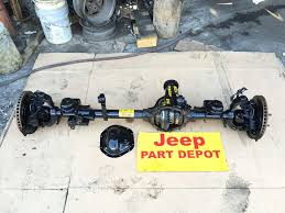 1994 jeep grand front axle 44 front axle ebay