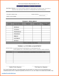 employee daily report template employee daily report template unique work report template