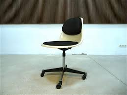 Herman Miller Padded Blue Vintage Chair Pscc 4 Office Chair By Charles U0026 Ray Eames For Herman Miller For