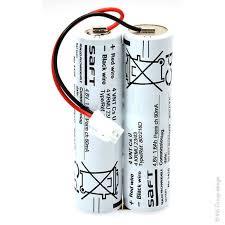 emergency lighting battery life expectancy emergency lighting battery 4 vntcs 4 8v 1 2ah mgn74116