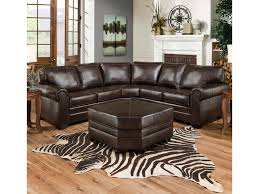 Simmons Reclining Sofa Simmons Upholstery 9222 Traditional Sectional Sofa With Rolled