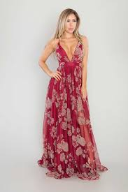 floral maxi dress floral maxi dress burgundy