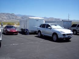 porsche cayenne towing for all you doubters the cayenne v6 tows rennlist porsche