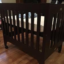 Mini Crib Sale Find More Babyletto Grayson Mini Crib Espresso Finish 100 For