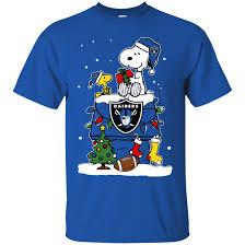 snoopy christmas shirts oakland raiders shirts snoopy christmas t shirts hoodies