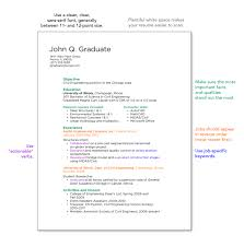 Best Resume Templates For College Students by How To Write A Good Resume Template