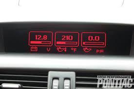 2008 Pontiac G8 Interior 2008 Pontiac G8 Gt Pontiac Sport Sedan Review Automobile Magazine