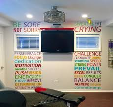 home exercise room decorating ideas wall art gym for sale interior design images home decorations